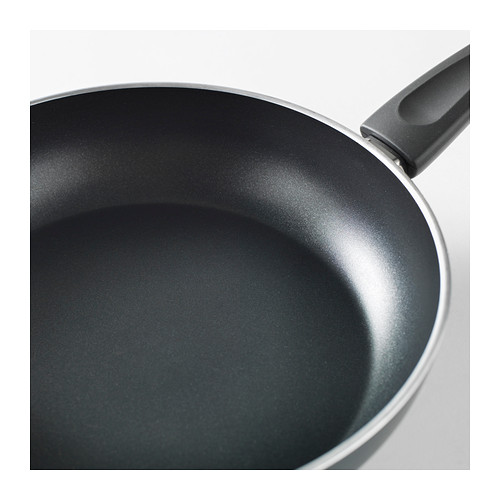 SKÄNKA sauté pan with lid