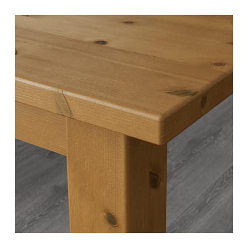 INGOLF/STORNÄS stalas ir 4 kėdės