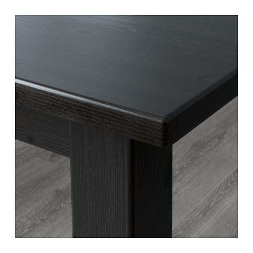 KAUSTBY/STORNÄS stalas ir 6 kėdės