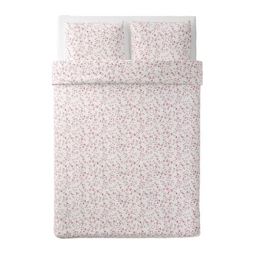 HÄSSLEKLOCKA antklodės užv. ir 2 pagalv. užv.
