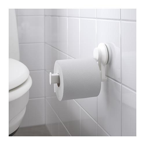 TISKEN tualet. pop. laikiklis su siurbt.