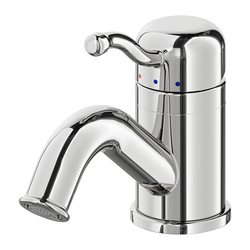 LILLSVAN wash-basin mixer tap with strainer
