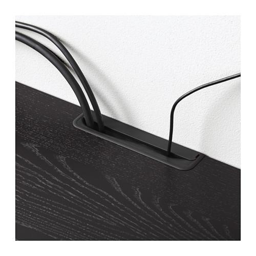 MALSJÖ TV staliukas su stumd. durelėmis