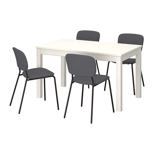 LANEBERG/KARLJAN stalas ir 4 kėdės