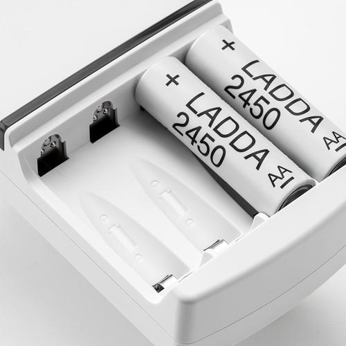 KVARTS baterijų įkroviklis