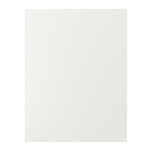 FÖRBÄTTRA nosegplāksne, 61.5x80 cm,  baltā krāsā