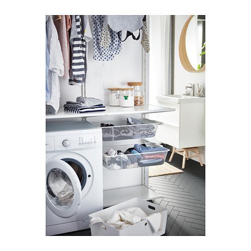 ALGOT plauktu kombinācija/veļas žāvētājs