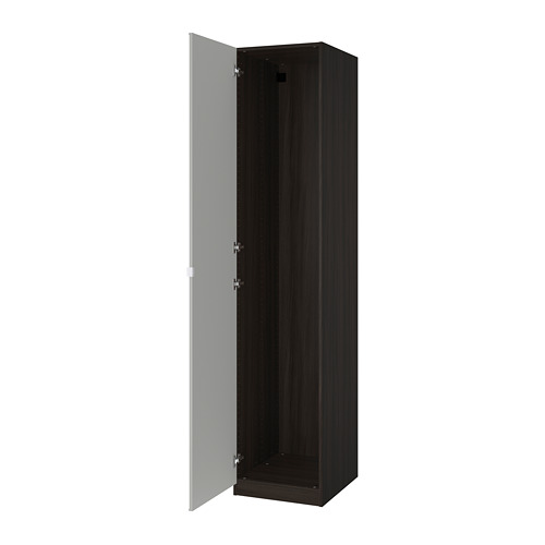 PAX wardrobe with 1 door