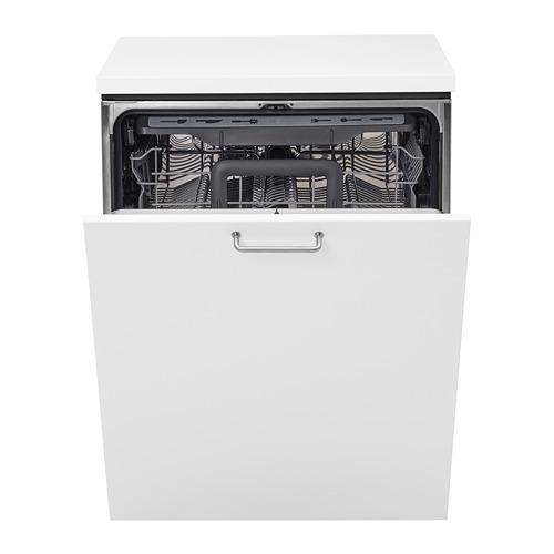 HYGIENISK iebūvējama trauku mazgājamā mašīna, 59.6x55x81.8 cm IKEA 500