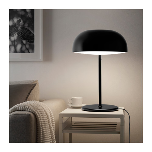 NYMÅNE galda lampa