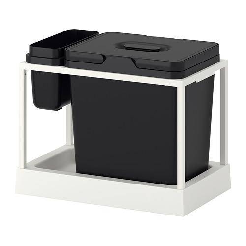 VARIERA/UTRUSTA atliekų rūšiavimo dėžių rinkinys