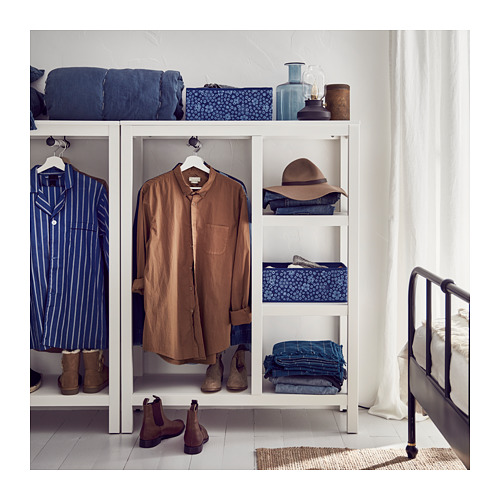 HEMNES открытый гардероб