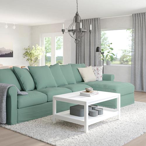 GRÖNLID četrvietīgs dīvāns
