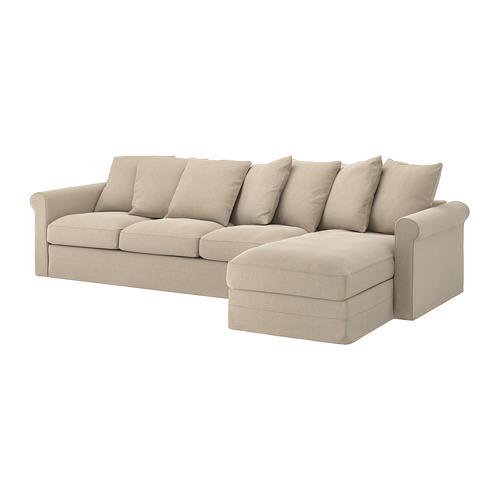 GRÖNLID 4-viet dīvāna pārvalks