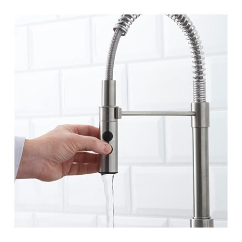 VIMMERN vandens maišytuvas su dušo galvute