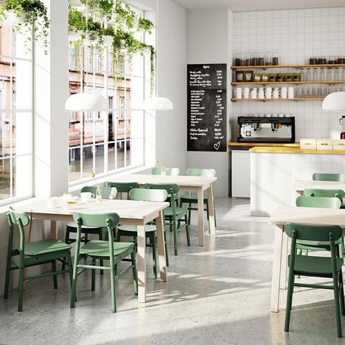 RÖNNINGE/NORRÅKER stalas ir 4 kėdės