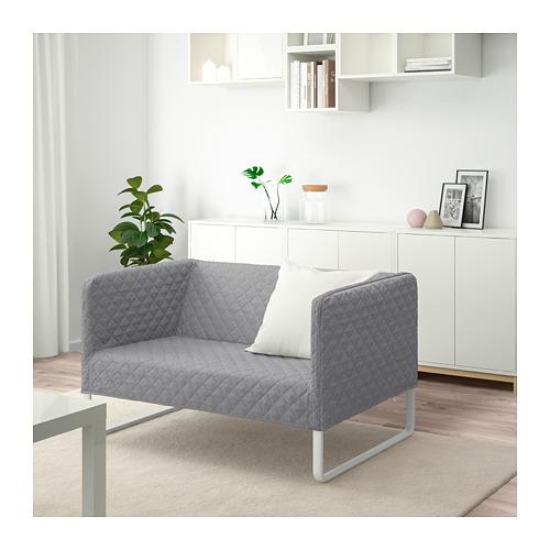 KNOPPARP dvivietė sofa