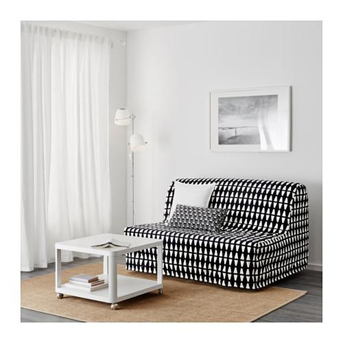 LYCKSELE LÖVÅS dvivietė sofa-lova
