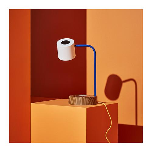 FÖRNYAD LED darba lampa ar bezvadu uzlādi