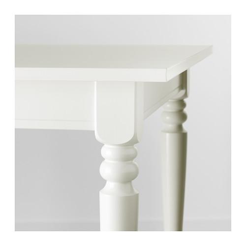 INGATORP/INGOLF stalas ir 6 kėdės