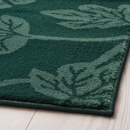 HILDIGARD paklājs ar īsām plūksnām
