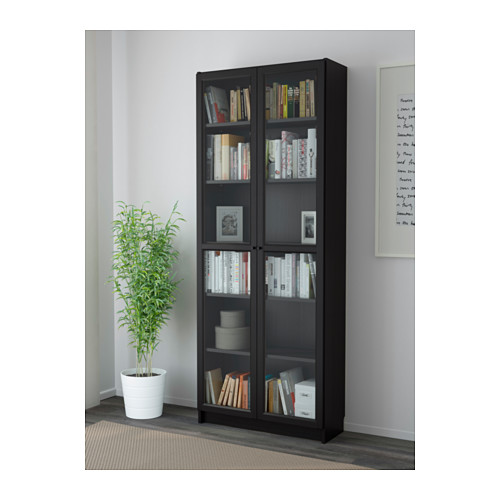 BILLY/OXBERG bookcase