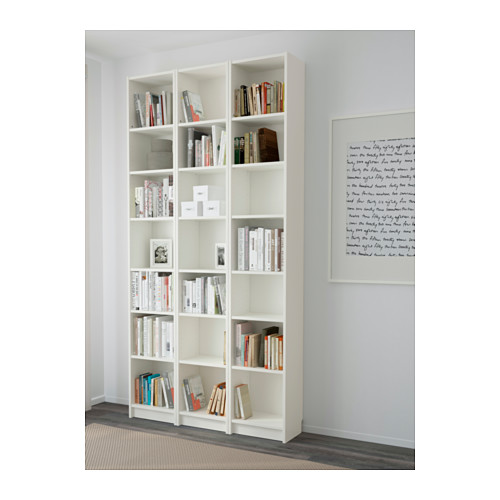 BILLY knygų spinta