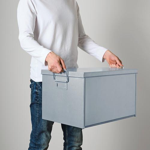 OMBYTE dėžė su dangčiu