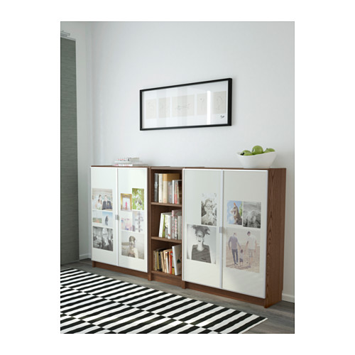 BILLY/MORLIDEN bookcase