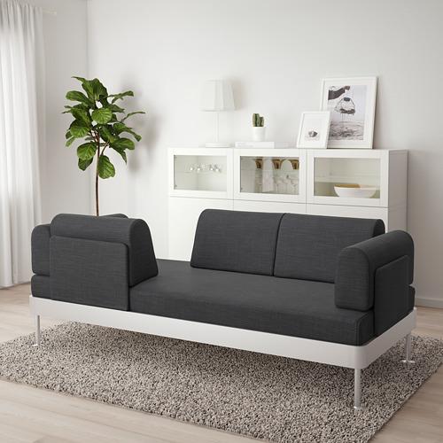 DELAKTIG trīsvietīgs dīvāns