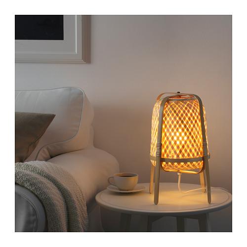 KNIXHULT galda lampa