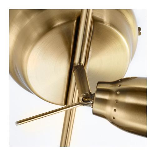 BAROMETER lubinis šviestuvas su 5 lemp.