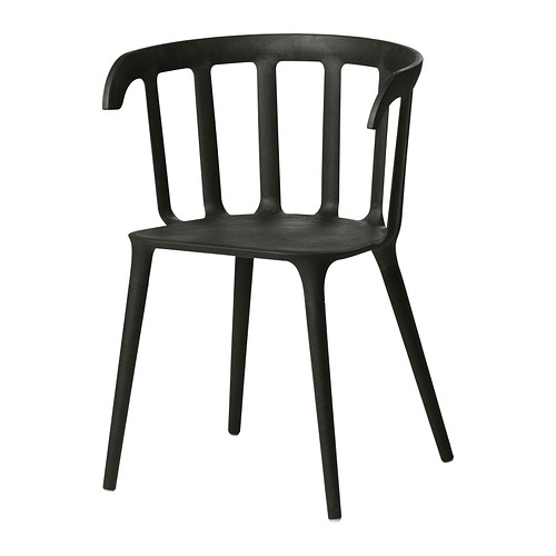 IKEA PS 2012 chair with armrests