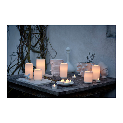 GODAFTON LED tealight, in/outdoor
