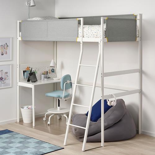 VITVAL aukšt. lovos rėmas su raš. stalu