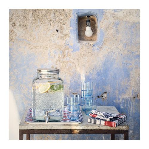 FÖRFRISKNING jar with tap