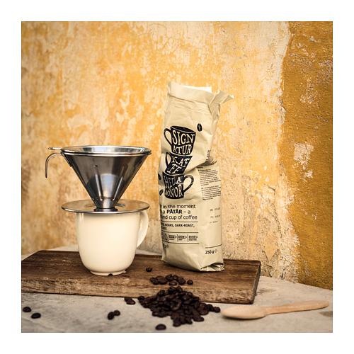 ÖVERST 3 d. metal. kavos filtravimo rink.