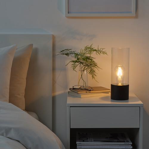 MÅCKEBO galda lampa