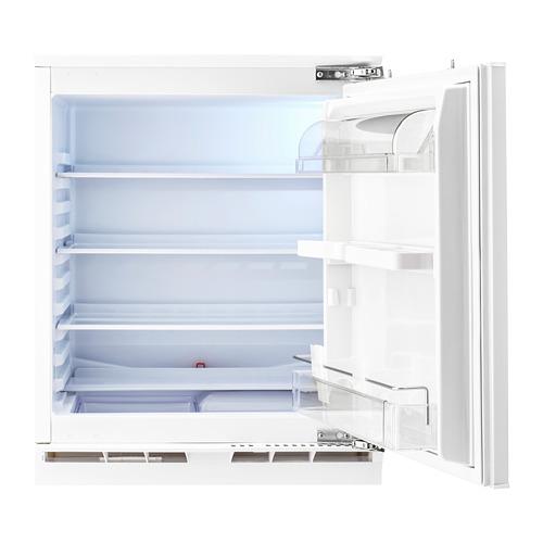 KALLNAT įmontuojamasis šaldytuvas A++