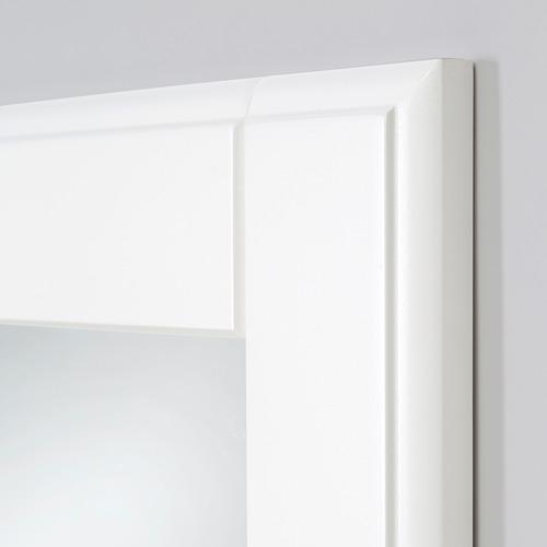 TYSSEDAL spoguļstikla durvis