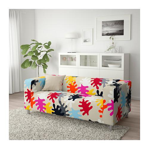 KLIPPAN dvivietė sofa