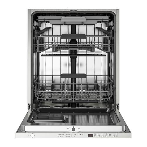 HYGIENISK integrated dishwasher
