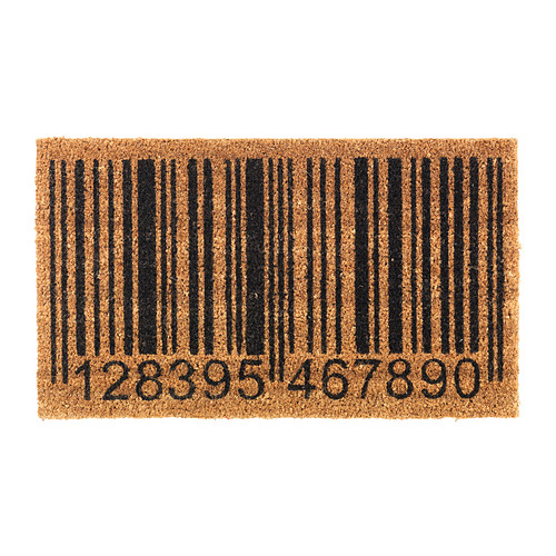 FREJLEV durų kilimėlis