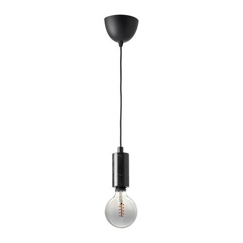 MARKFROST/ROLLSBO kabamasis šviestuvas su lempute