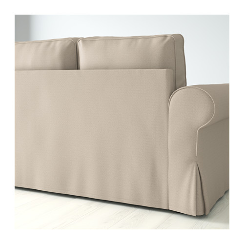 BACKABRO trivietė sofa-lova