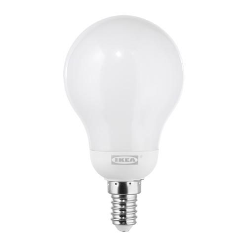 LEDARE LED spuldze E14 600 lūmeni