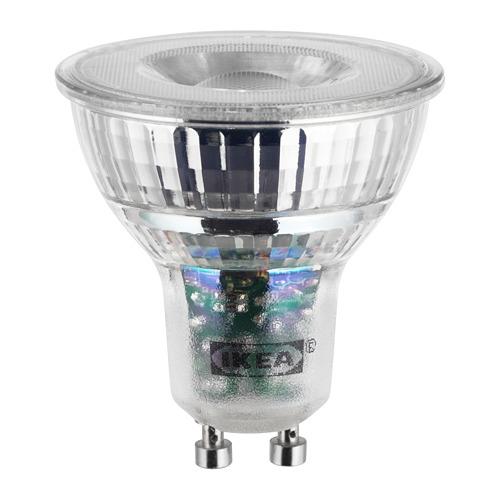 LEDARE LED spuldze GU10 400 lūmeni