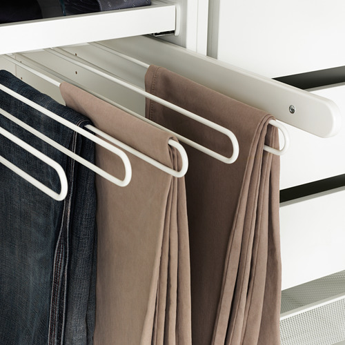 KOMPLEMENT pull-out trouser hanger