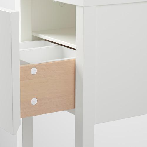 NORDLI bedside table