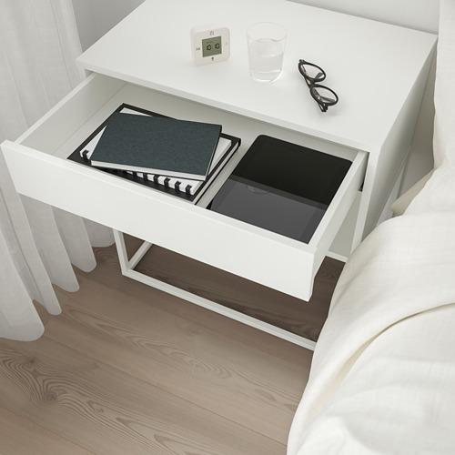 VIKHAMMER bedside table